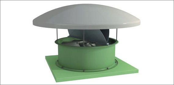 Çatı Tipi Fan
