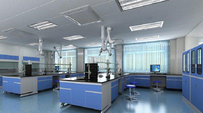 Laboratuvar Havalandırması